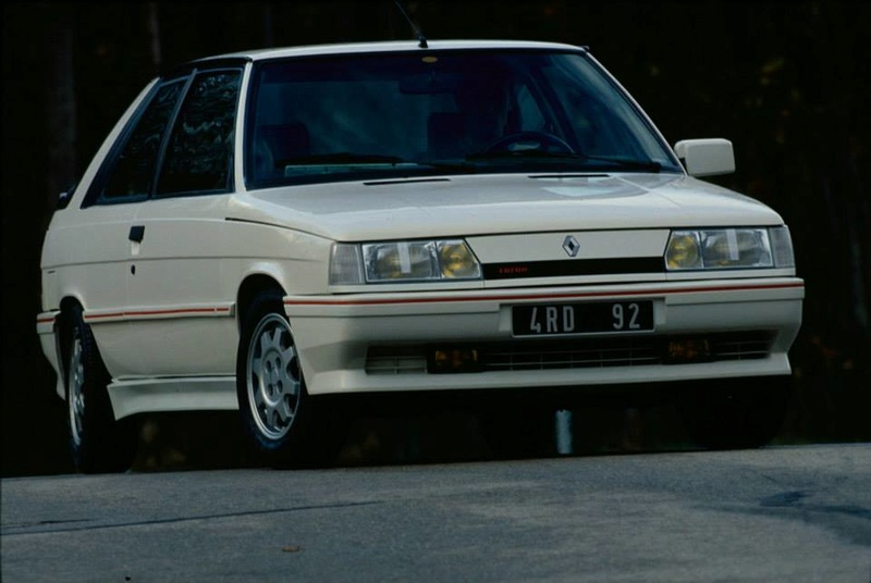 Renault 9 Turbo et Renault 11 Turbo 10016110
