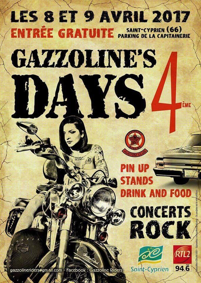 Gazzoline's days 4 (66) 8_9-0410