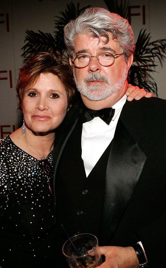Triste jour: Carrie Fisher & Claude Gensac sont parties, ... C0udux10