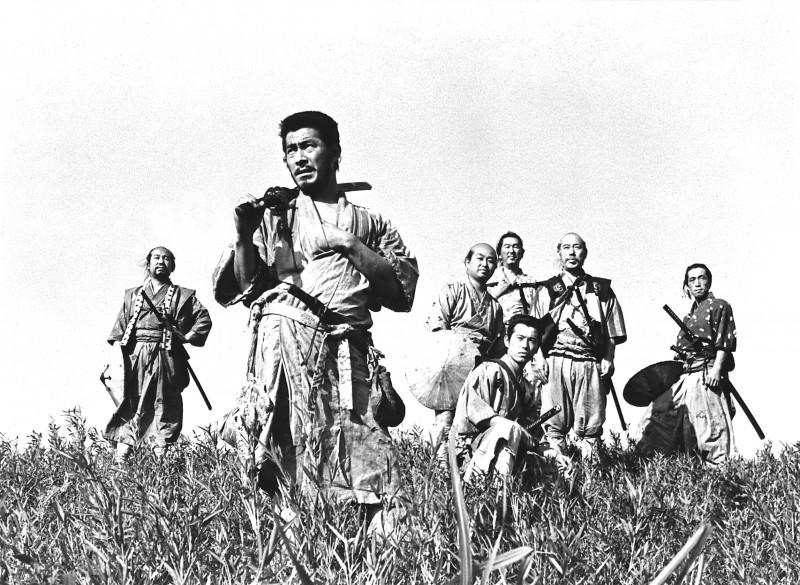 Akira Kurosawa (1910-1998) (Fr) Les7sa10
