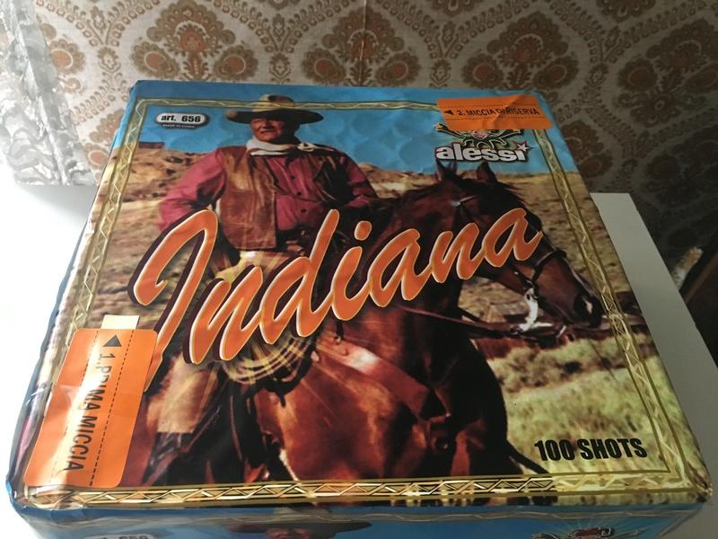 Indiana 100 colpi art.656  Img_2013