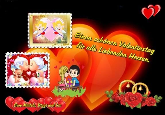 Hallo Ihr lieben Liebenden Valent10
