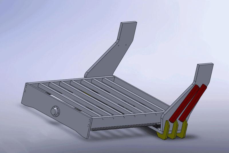 Projet Gros Portique CNC Mod310