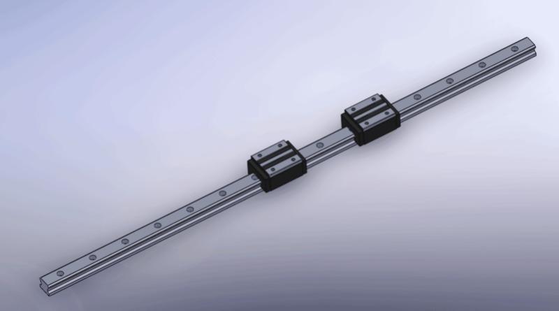 Projet Gros Portique CNC Rail-i10