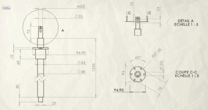 Projet Gros Portique CNC Vis-a-10