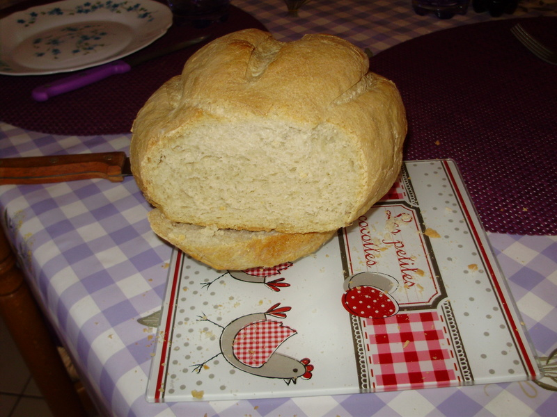 Nos pains du jour - Page 37 Pc180012