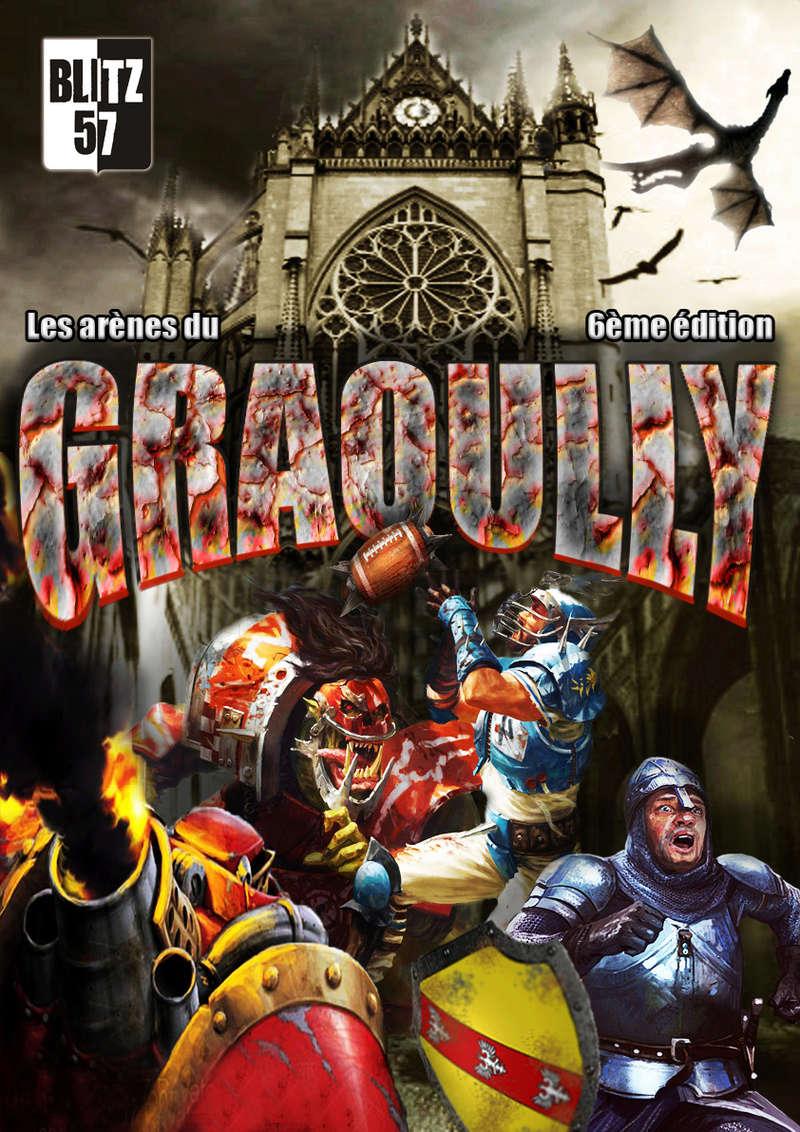 Arènes du Graoully VI (27/28 Mai 17 Metz) Affich10
