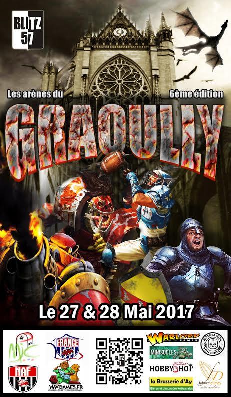 """Les Arènes du Graoully VI: Tournoi Saga """"La Grosse Mêlée"""" [27-28 mai 2017 - Metz] Arenes10"""