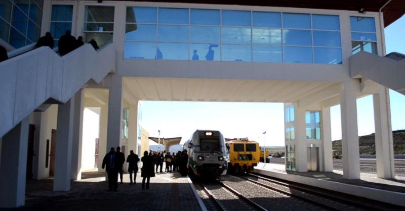 La nouvelle gare de SAIDA. Saida10
