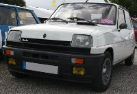 Les RENAULT 5 du club R5at10