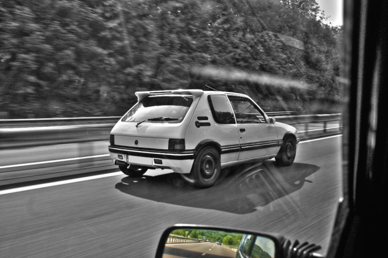 205 Turbo D , GTI Hdr_au10