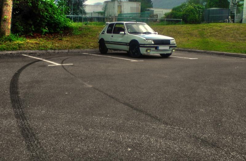 205 Turbo D , GTI Hdr_ma10