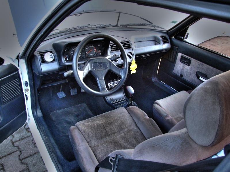 205 Turbo D , GTI Interi10