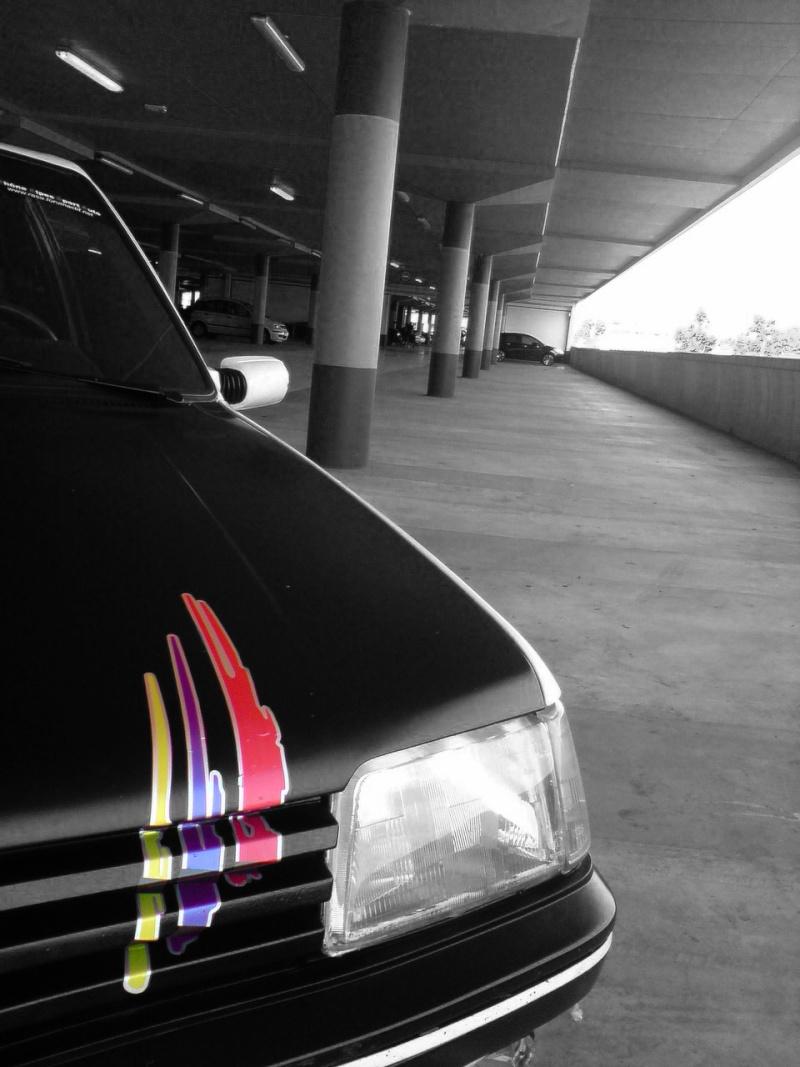 205 Turbo D , GTI P2806110