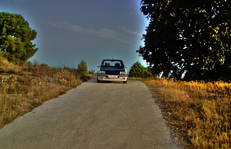 205 Turbo D , GTI Sbz_2010