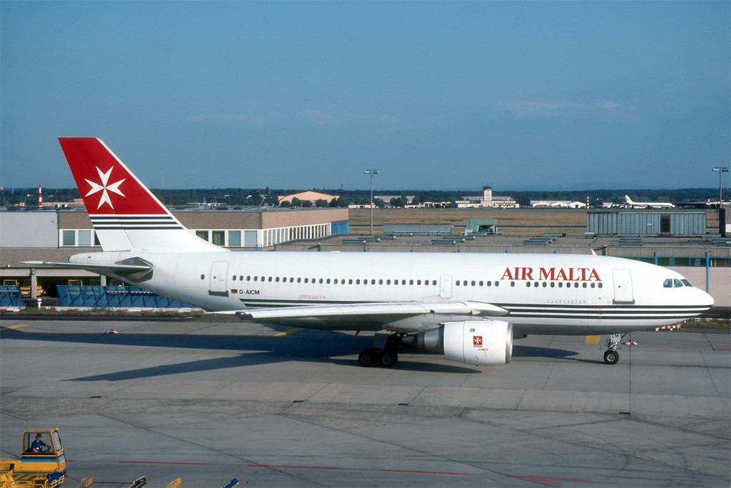 A310 in FRA A312_a10