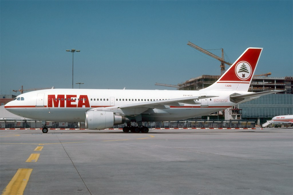 A310 in FRA A312_m10