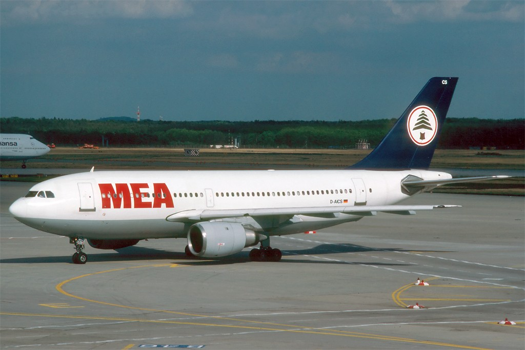 A310 in FRA A312_m11