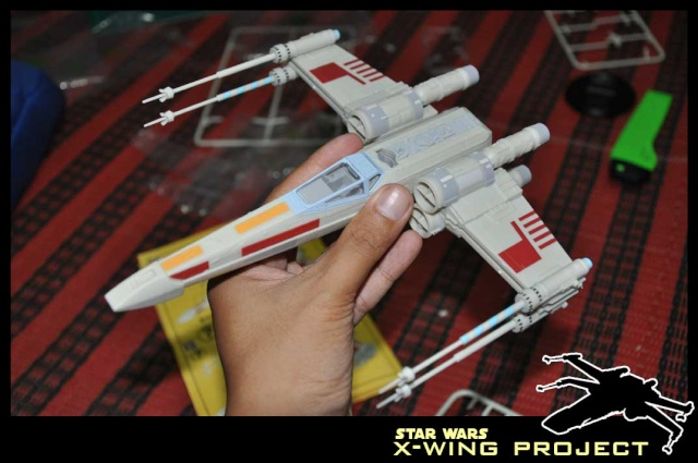 Revell starwars T-65 X-wing Fighter 1010