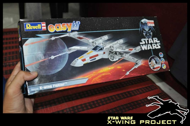 Revell starwars T-65 X-wing Fighter 111