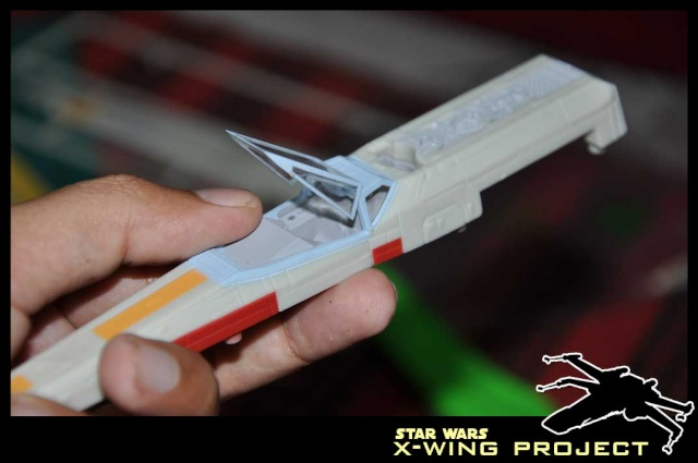 Revell starwars T-65 X-wing Fighter 310