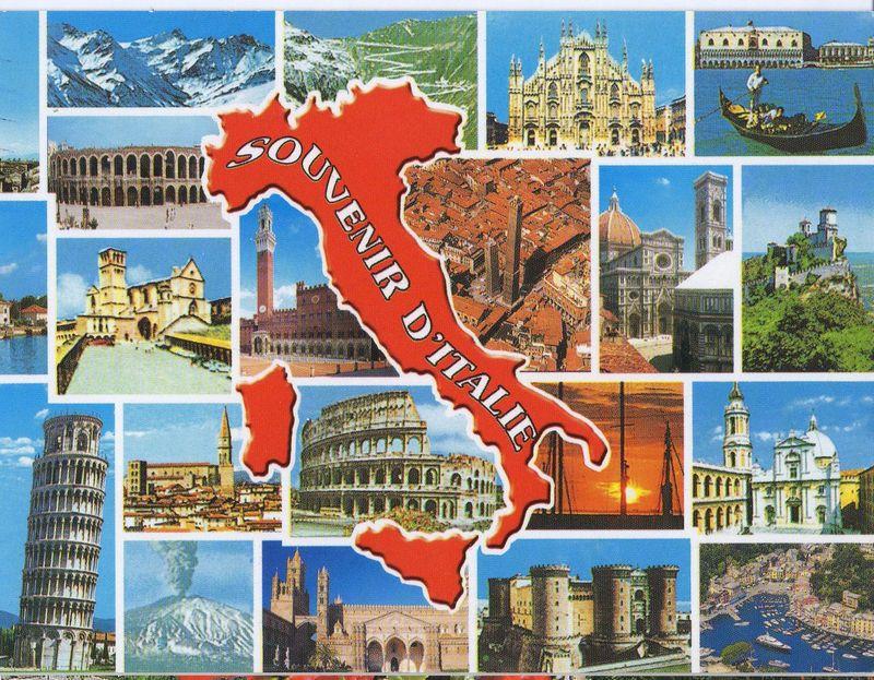 Suggestions pour l'image du thème Littérature italienne Italie10