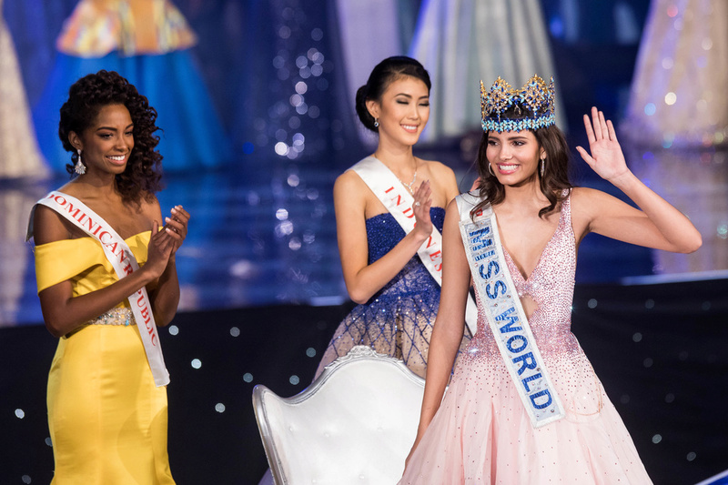 Stephanie Del Valle- MISS WORLD 2016- Official Thread 00068j10