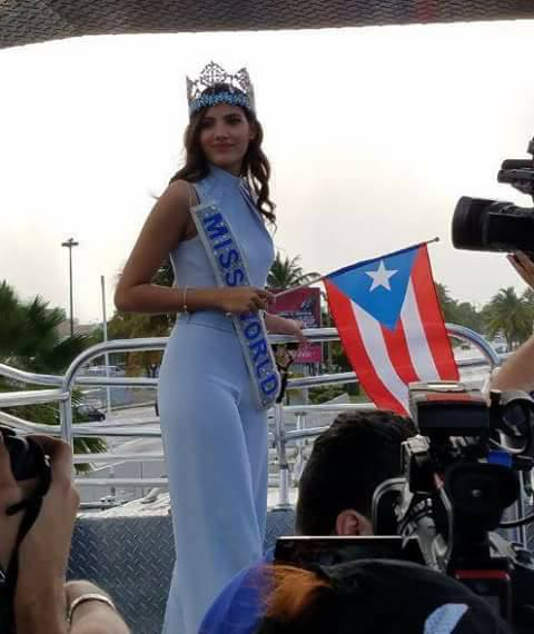 Official Thread Miss World 2016 ® Stephanie Del Valle - Puerto Rico - Page 2 15940610
