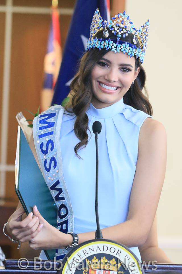 Official Thread Miss World 2016 ® Stephanie Del Valle - Puerto Rico - Page 2 15977610
