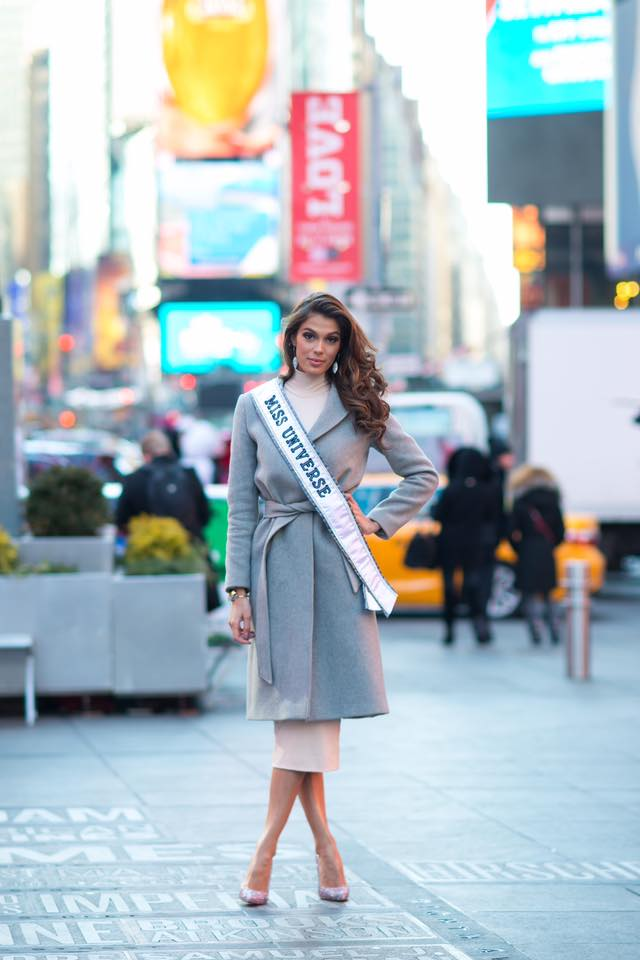 Iris Mittenaere - MISS UNIVERSE 2016 - Official Thread  - Page 2 16649010