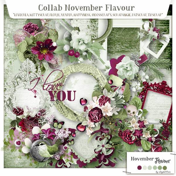 FOREVER AND EVER (NOVEMBER FLAVOUR) 14639711