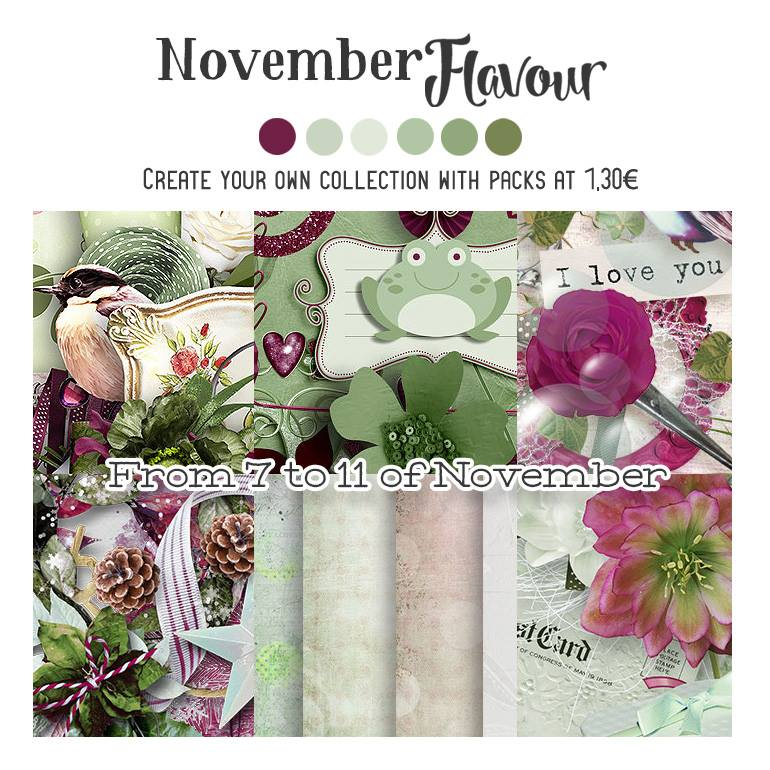 FOREVER AND EVER (NOVEMBER FLAVOUR) 14906910