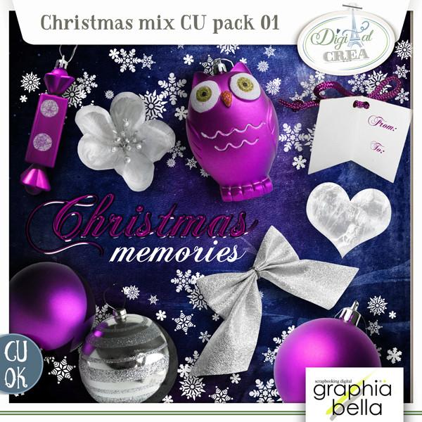 Christmas mix CU Gb_chr15