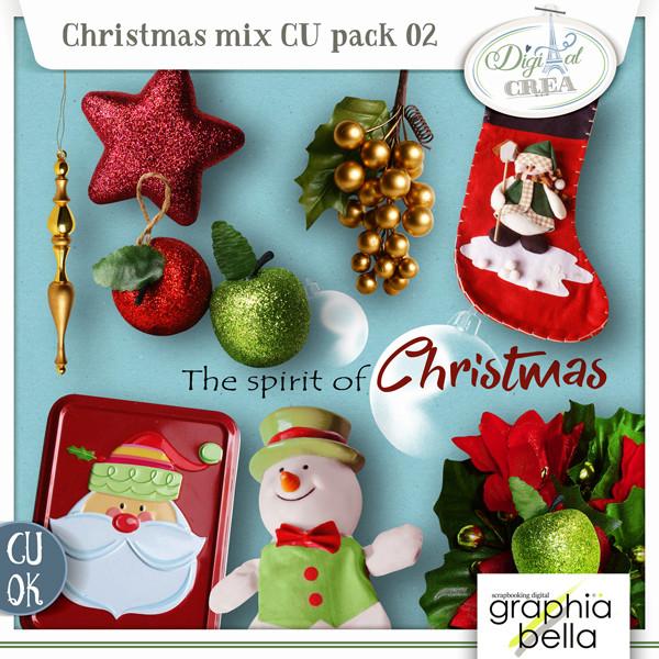 Christmas mix CU Gb_chr16