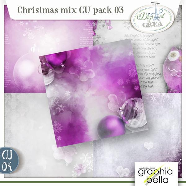 Christmas mix CU Gb_chr17
