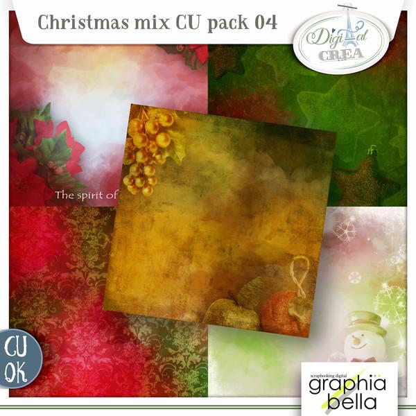 Christmas mix CU Gb_chr18
