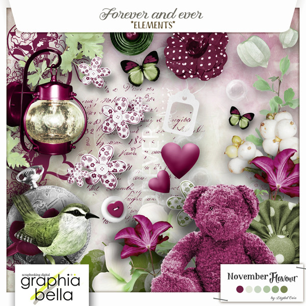 FOREVER AND EVER (NOVEMBER FLAVOUR) Gb_for17