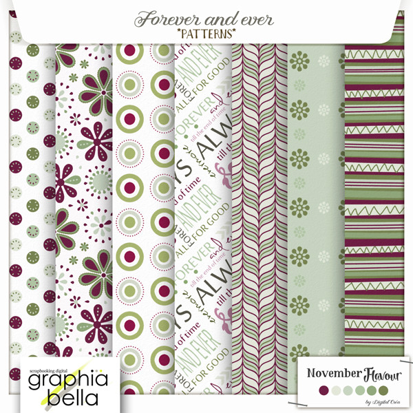 FOREVER AND EVER (NOVEMBER FLAVOUR) Gb_for20