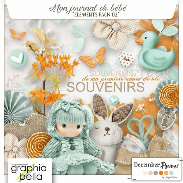 Mon journal de bébé (December Flavour) Gb_mon32