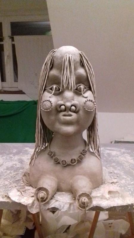 Sculpture en argile Image110