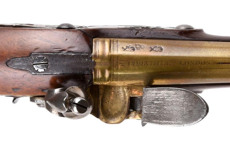 Identification poinçons et pistolet à silex. - Page 2 Dana-w10