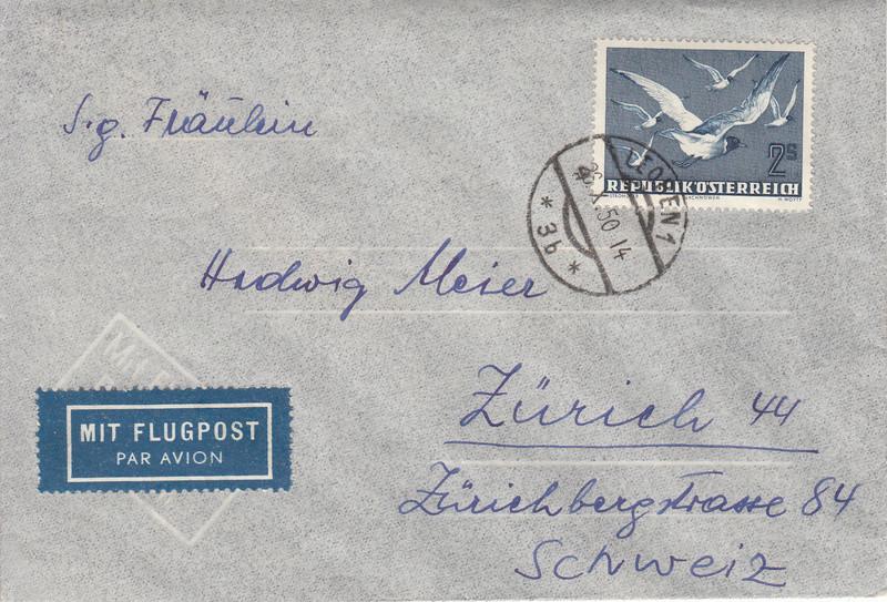 Sammlung Bedarfsbriefe Österreich ab 1945 - Seite 8 Img19