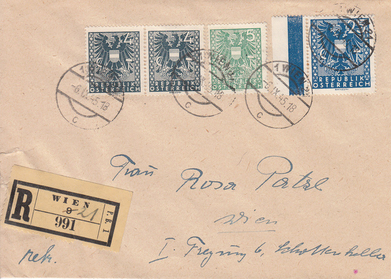 Wappenzeichnung  -  ANK 714-736 - Belege - Seite 3 Img28
