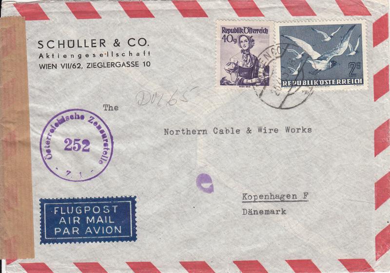 Sammlung Bedarfsbriefe Österreich ab 1945 - Seite 8 Img31
