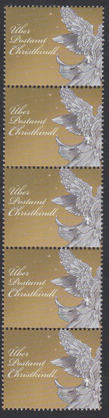 Postamt Christkindl  Leitzettel Img35