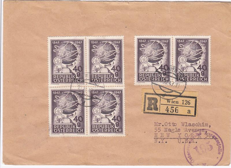 Sammlung Bedarfsbriefe Österreich ab 1945 - Seite 11 Img55