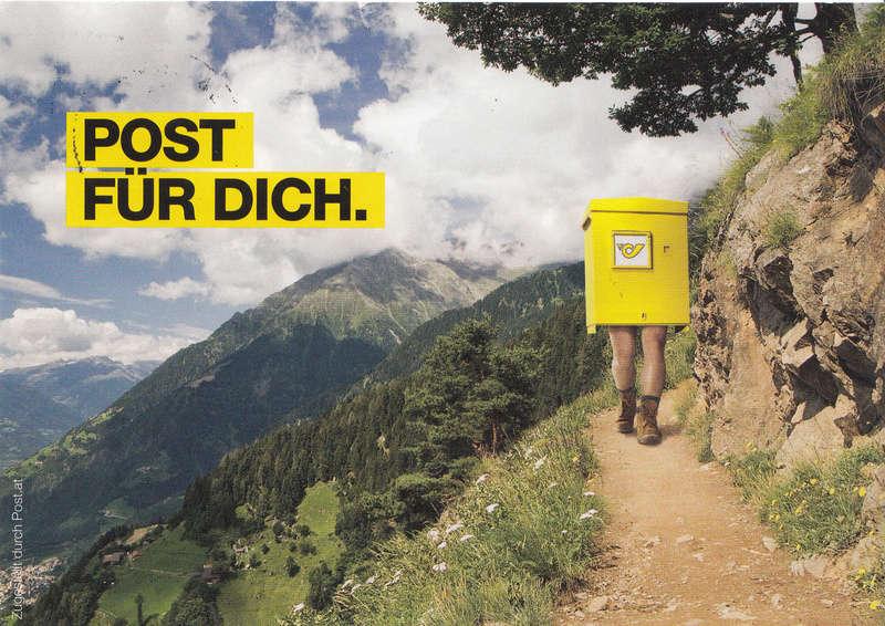 Postdienst – Service des postes - Postdienstkarten - Österreich Img57