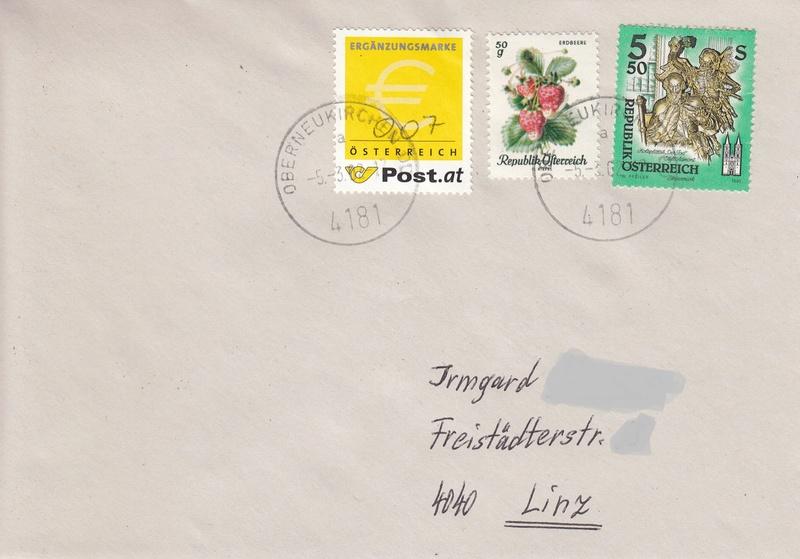 Österreich - Ergänzungsmarke  - Seite 2 Img62