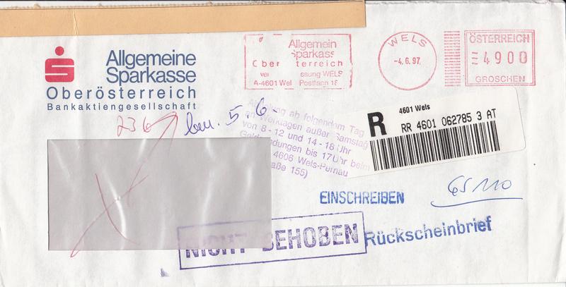 Briefe / Poststücke österreichischer Banken - Seite 3 Img_0042