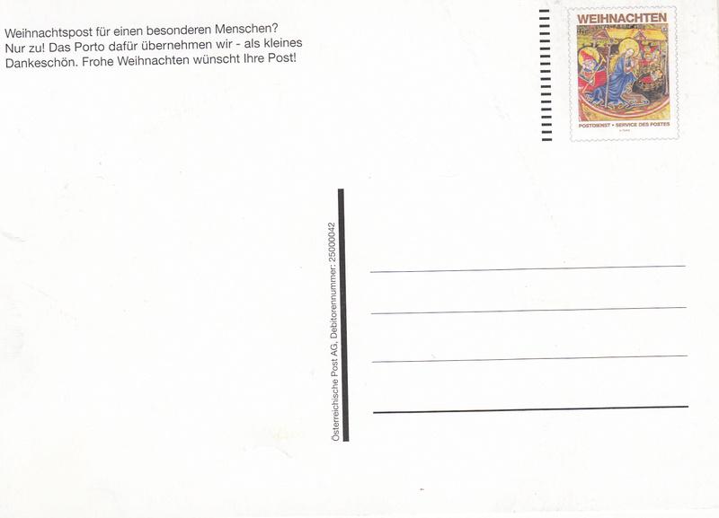 Postdienst – Service des postes - Postdienstkarten - Österreich Img_0065
